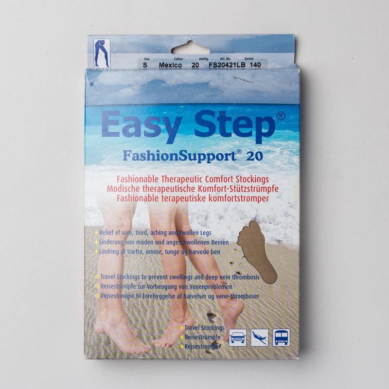 Easy Step Fashion Support 140 den 20mmHg