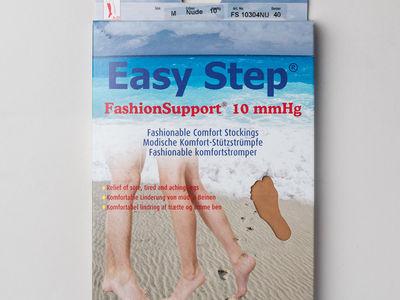 Easy Step Fashion Support 40 den 10mmHg