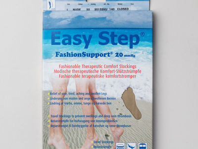 Easy Step Fashion Support 140 den 20mmHg